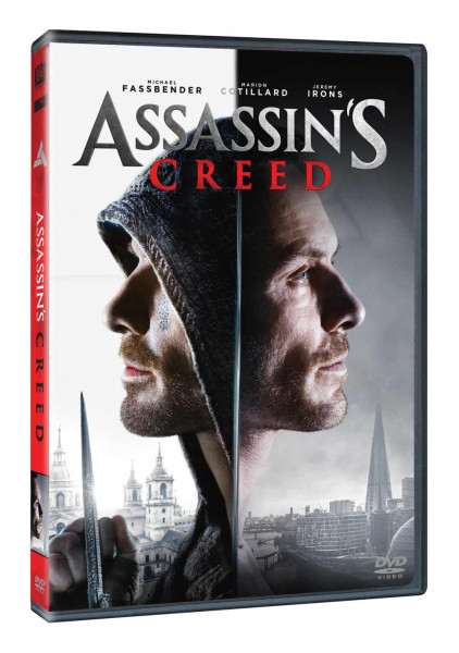 detail Assassins Creed - DVD