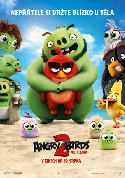 detail Angry Birds ve filmu 2 - DVD