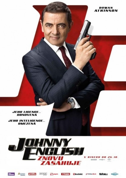 detail Johnny English znovu zasahuje (4K ULTRA HD) - UHD Blu-ray + Blu-ray (2 BD)