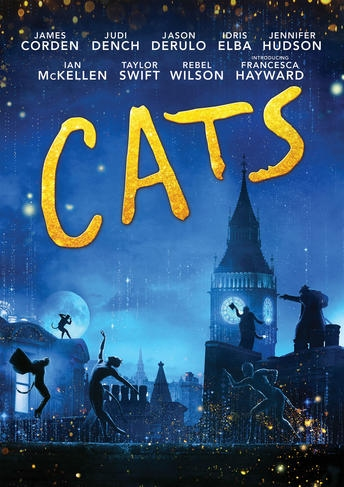 detail Cats - Blu-ray