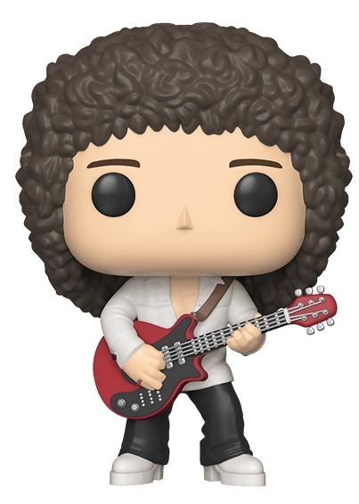 detail Funko POP! Queen - Brian May