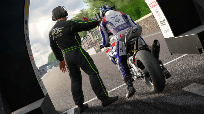 detail TT: Isle of Man - PC