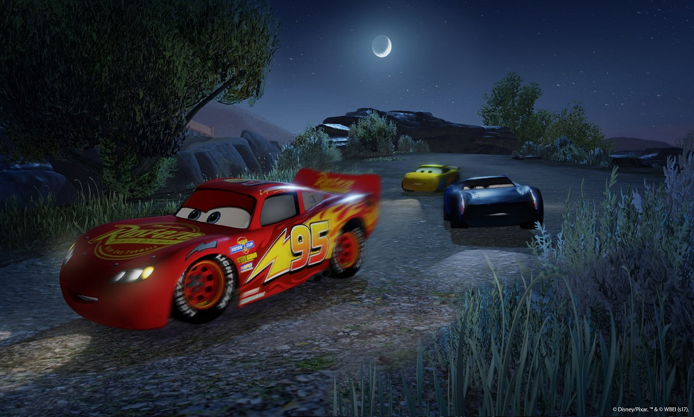Cars 3: Driven to Win pro Switch