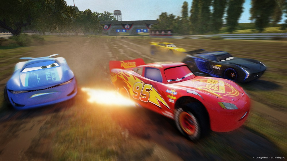 náhled CARS 3: Driven to Win - Switch
