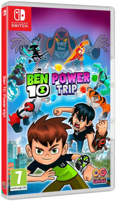 Ben 10: Power trip! - Switch
