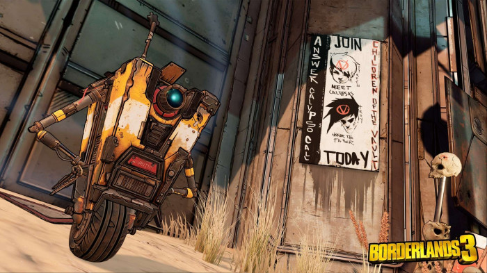 detail Borderlands 3 - PS4