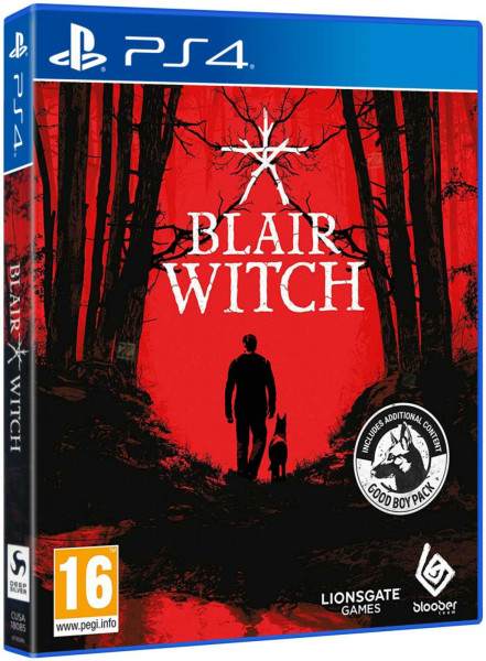 detail Blair Witch - PS4