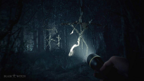 SONY PlayStation 4 - Blair Witch
