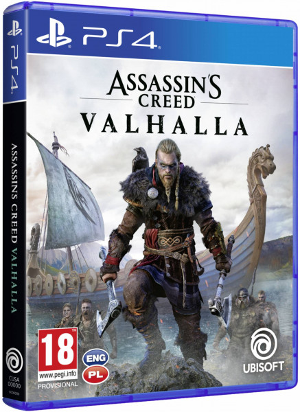 detail Assassin's Creed Valhalla - PS4