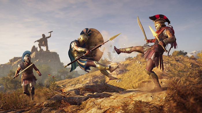detail Assassin's Creed Odyssey - Xbox One